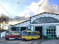 Николаев. Tatra T3M.05 №1118, 71-605 (КТМ-5) №2108