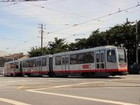 Сан-Франциско. Breda LRV №1451, Breda LRV №1478