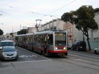 Сан-Франциско. Breda LRV №1504