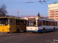 Тверь. ЛиАЗ-5256.35 ак503, ТролЗа-5275.03 №90