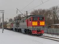 Таганрог. 2ТЭ116-240
