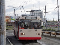 Челябинск. ЗиУ-682Г-017 (ЗиУ-682Г0Н) №1119