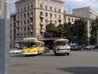 Челябинск. ВЗТМ-5280 №2547, ПАЗ-32054 а167ок
