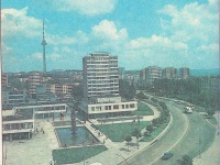 Вильнюс. Автобусы ЛАЗ-695, ЛАЗ-695Н и Ikarus-280