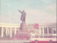 Волгоград. Автобус ЛАЗ-695