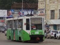 Иркутск. 71-608К (КТМ-8) №208