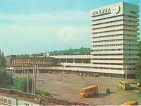 Ростов-на-Дону. Автобусы ЛиАЗ-677 и Ikarus-260