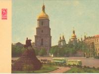 Киев. Автобусы ЛАЗ-695