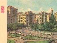 Киев. Троллейбус Skoda-9Tr