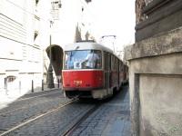 Прага. Tatra T3SUCS №7169