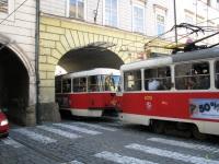 Прага. Tatra T3R.P №8371, Tatra T3R.P №8370