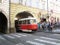 Прага. Tatra T3R.P №8370