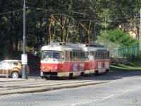 Прага. Tatra T3SUCS №7053, Tatra T3SUCS №7055