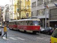 Прага. Tatra T3 №6852