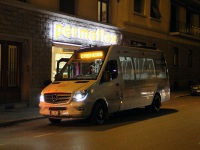 Флоренция. Mercedes Sprinter City EX 488JG