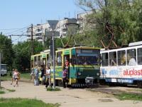 Харьков. Tatra T6B5 (Tatra T3M) №4547