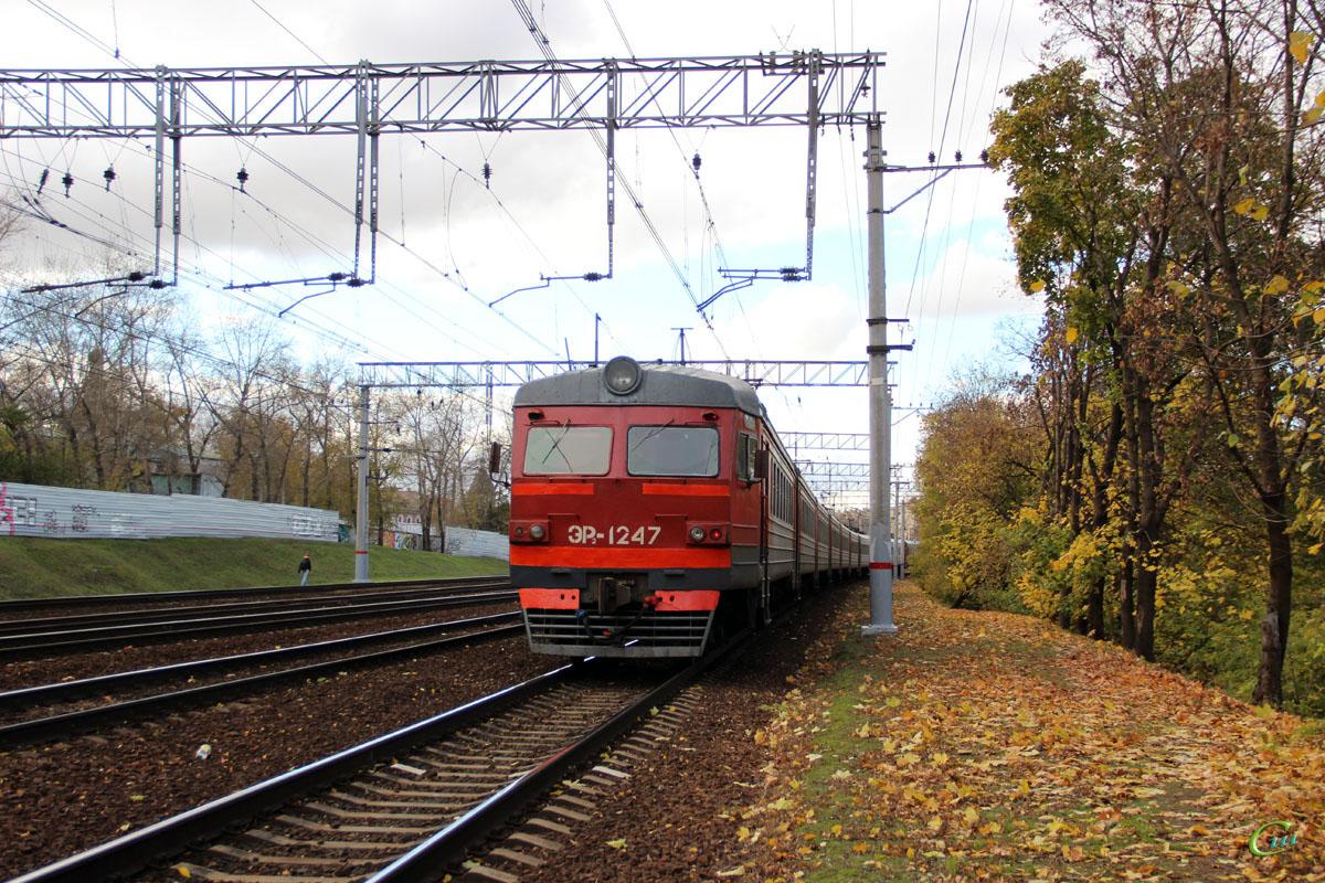 Москва. ЭР2-1247