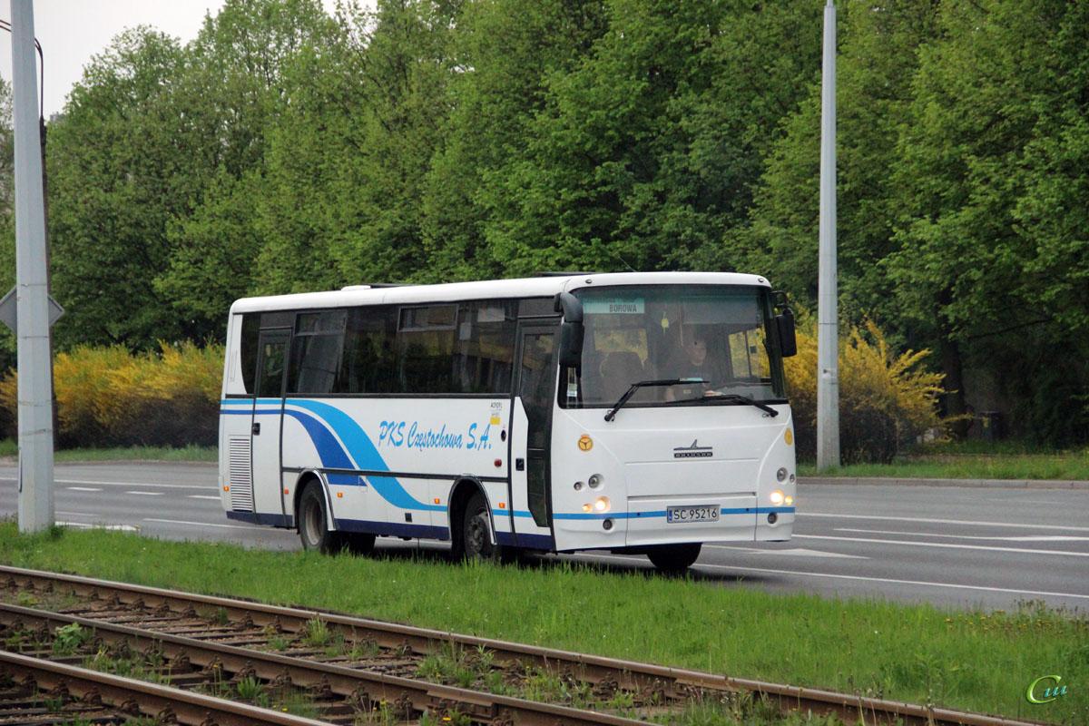 Ченстохова. Autosan A0909L SC 95216