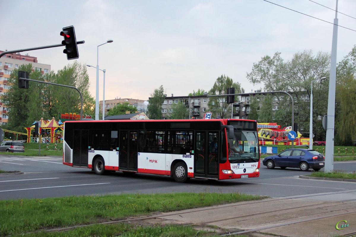 Ченстохова. Mercedes O530 Citaro SC 5534A