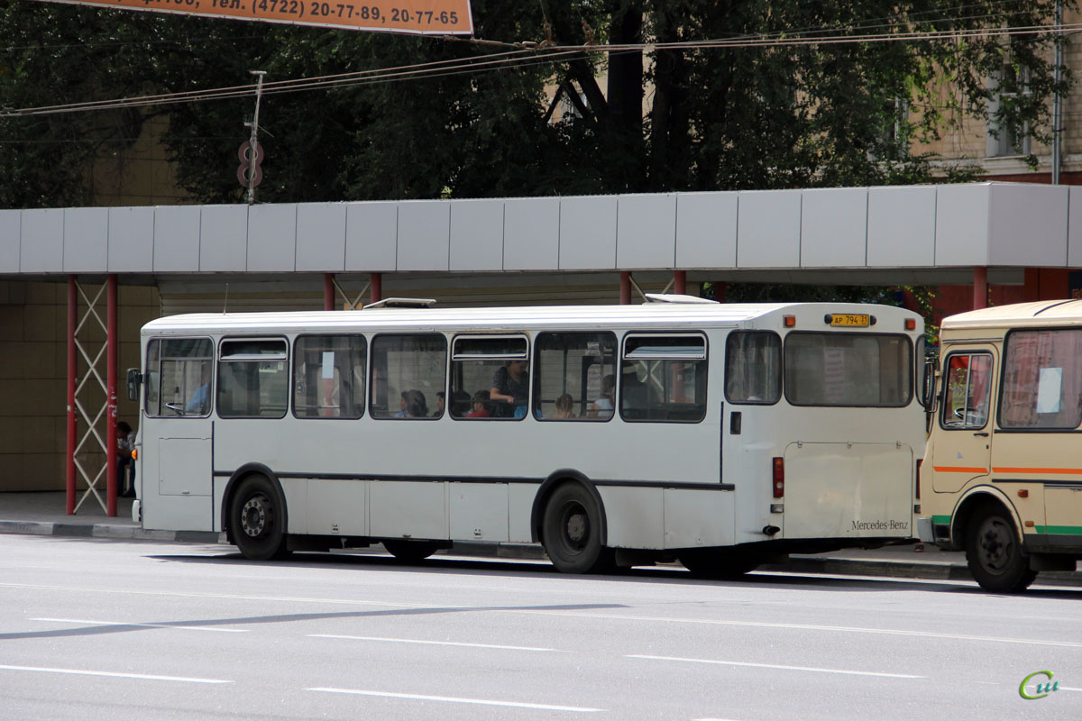 Белгород. Mercedes O305 ар794