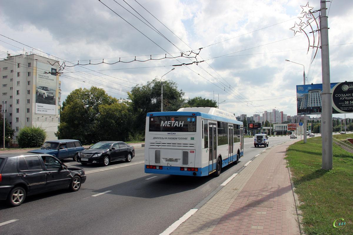 Белгород. НефАЗ-5299-30-31 (5299GN) н440мт
