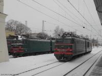 Тверь. ВЛ10-1202, ВЛ10-1722