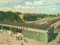 Калининград. Северный железнодорожный вокзал