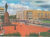 Калининград. Автобус Ikarus-180