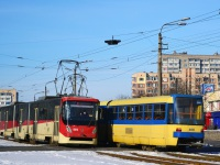 К1М8 №501, Tatra KT3 №408