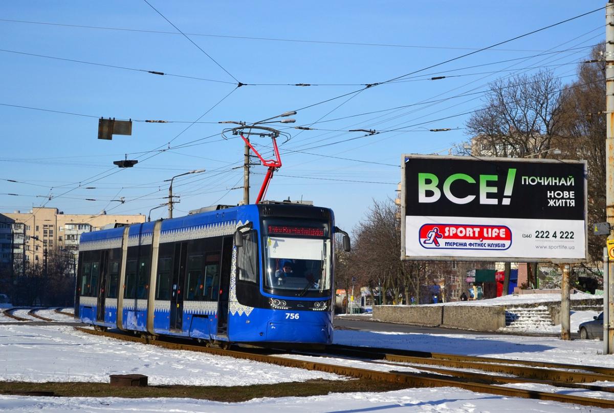 Киев. 71-414К №756