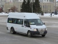 Шадринск. Нижегородец-2227 (Ford Transit) е156кт
