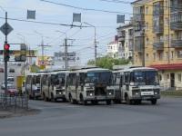 Курган. ПАЗ-32054 а848кн, ПАЗ-32053 о908ке