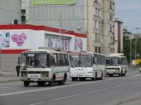 Курган. ПАЗ-4230-03 в612ех, ПАЗ-32054 о385ет, ПАЗ-32053 е677кк