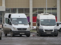 Курган. Mercedes Sprinter 311CDI с139кв, Промтех-22435 (Citroёn Jumper) м532кх