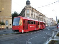 Братислава. Tatra K2S №7126