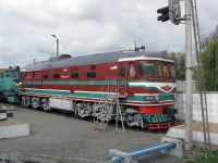 Брест. ТЭП60-0437