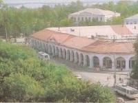 Кострома. Троллейбусы ЗиУ-5Д и ЗиУ-682В