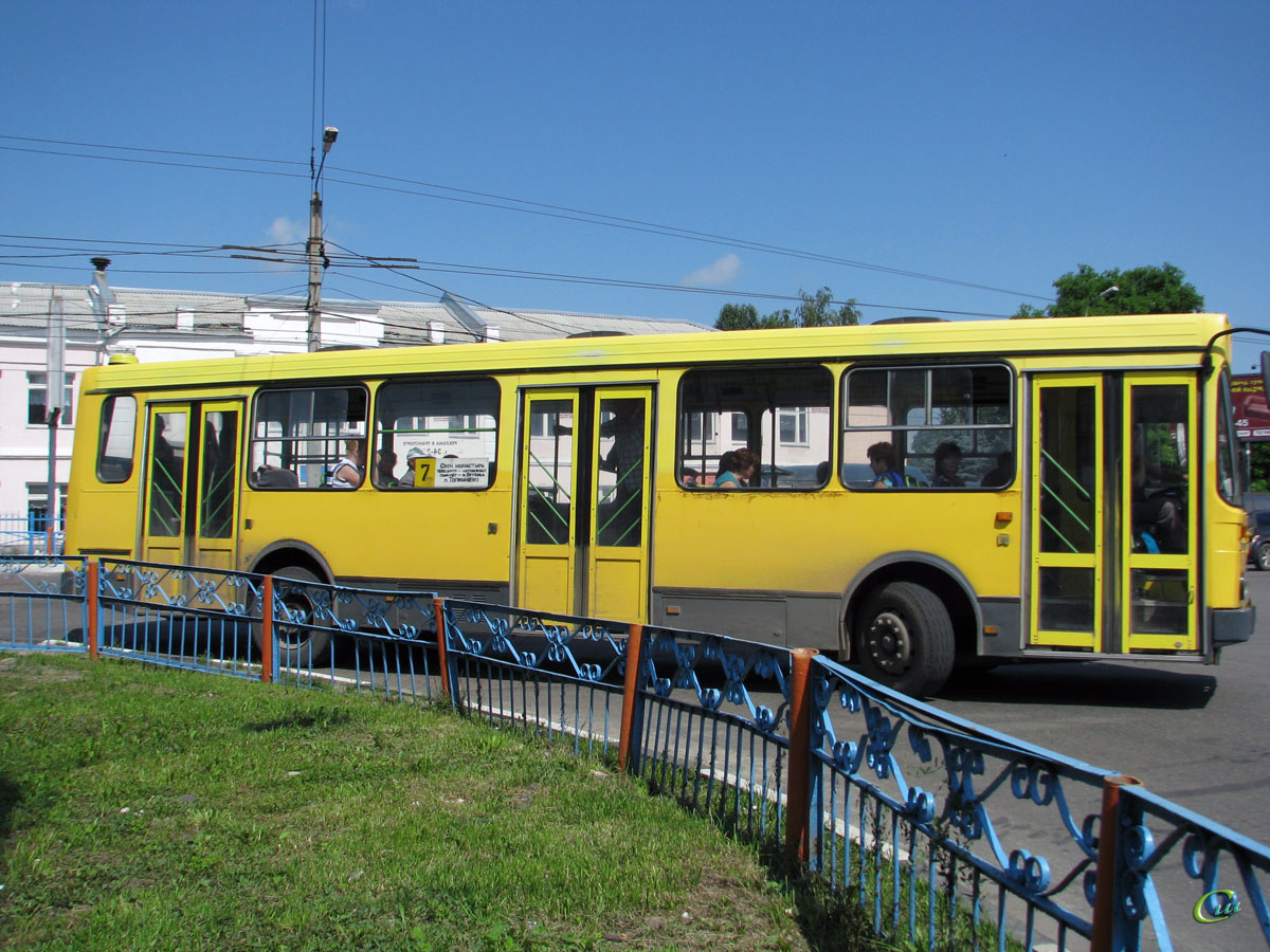 Брянск. ЛиАЗ-5256.40 ав428