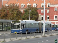 Будапешт. Volvo 7700A FKU-929