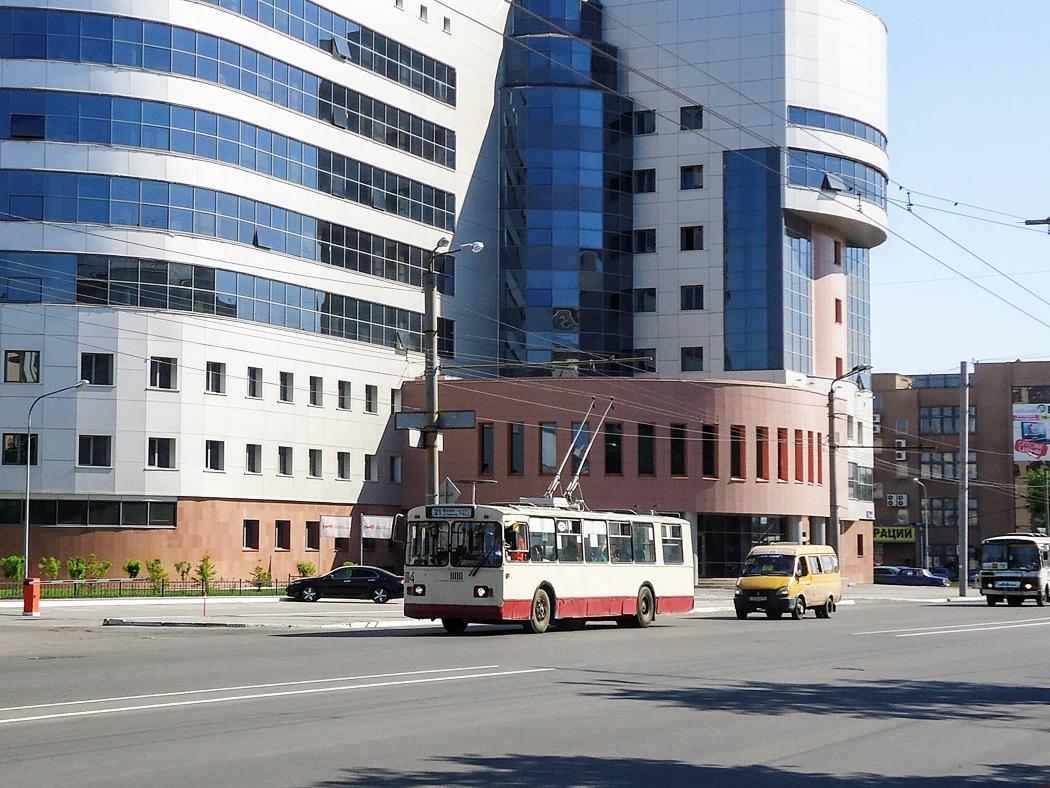 Челябинск. ЗиУ-682Г-012 (ЗиУ-682Г0А) №1114