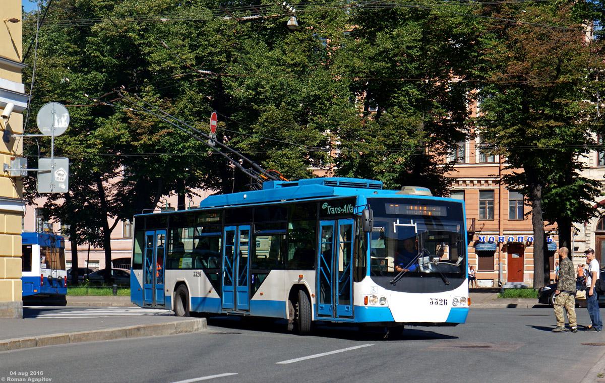 Санкт-Петербург. ВМЗ-5298.01 №3326