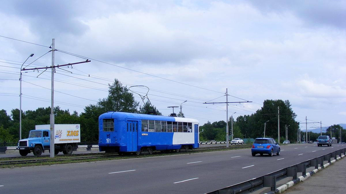 Комсомольск-на-Амуре. РВЗ-6М2 №161