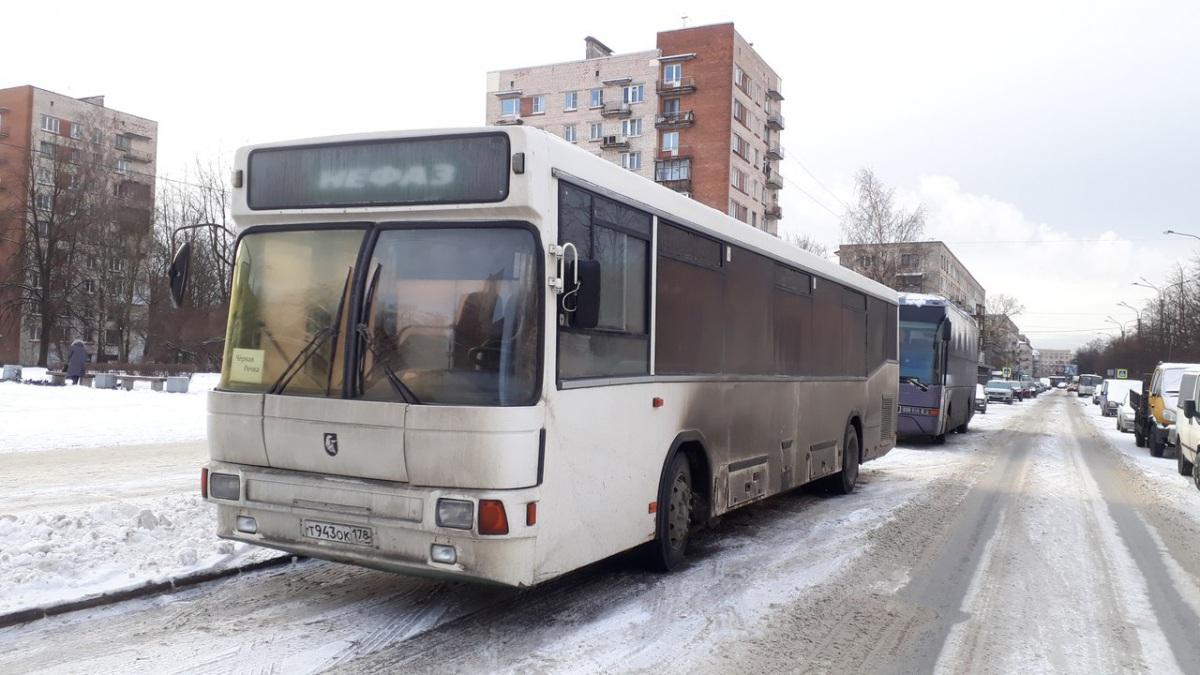 Санкт-Петербург. НефАЗ-5299-10-05 (5299L0) т943ок