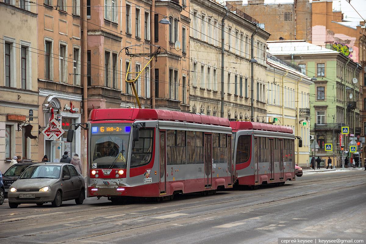 Санкт-Петербург. 71-623-03 (КТМ-23) №3703