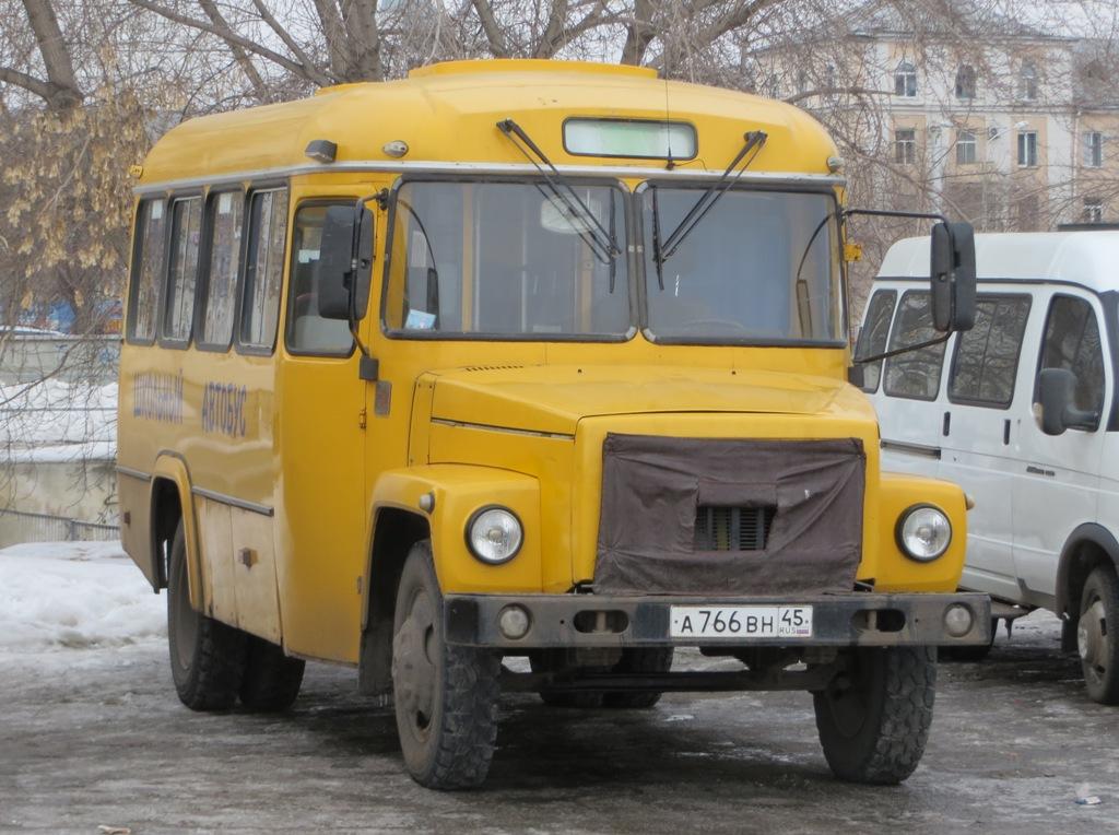 Курган. КАвЗ-39762 а766вн