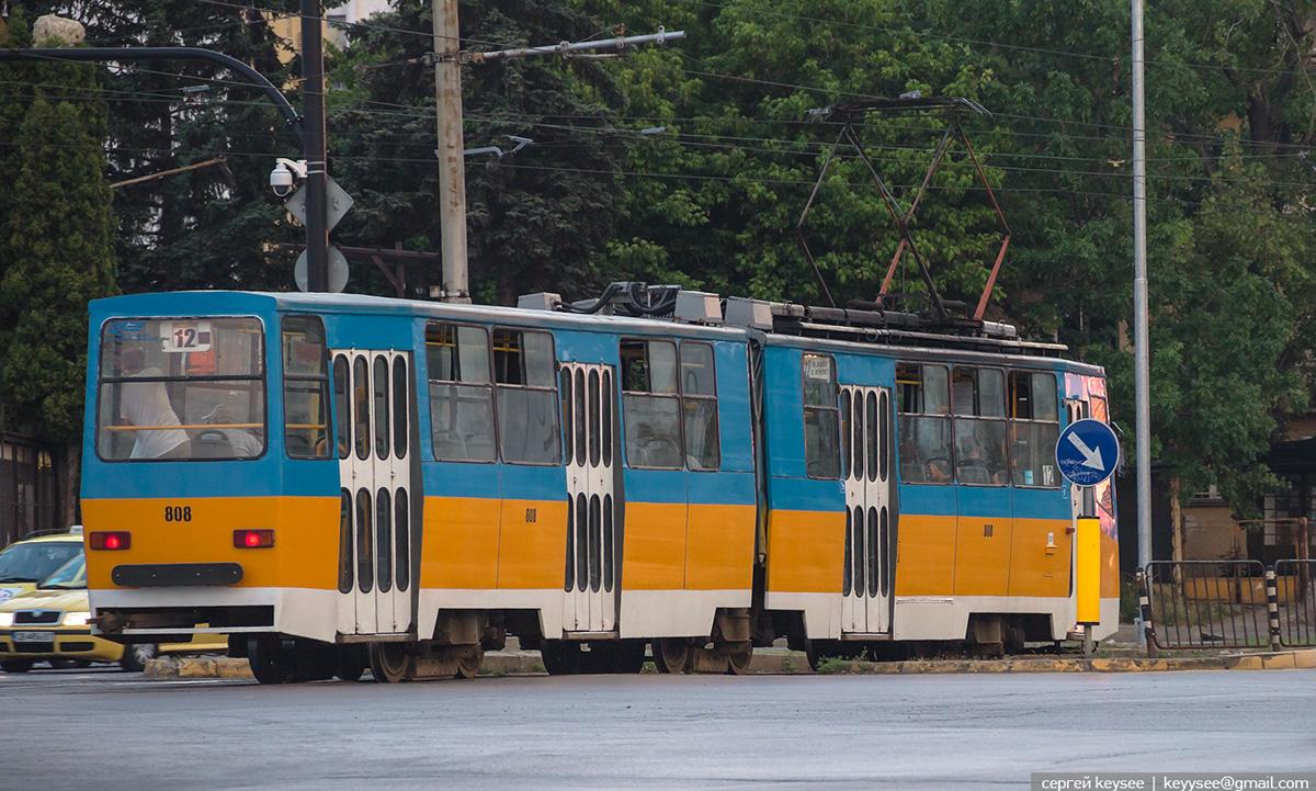 София. Т6М-700F №808