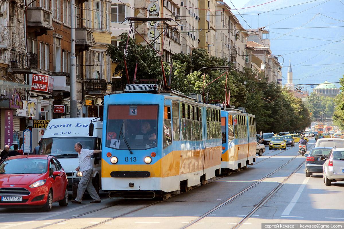 София. Т6М-700F №813