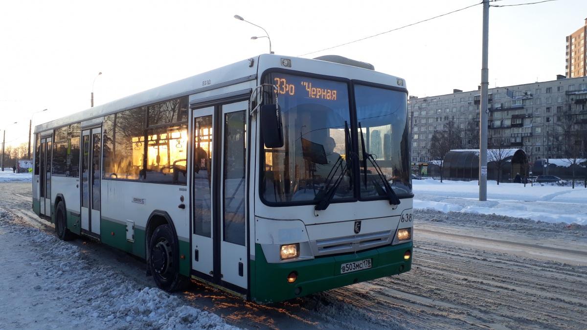 Санкт-Петербург. НефАЗ-52994-10 в503мс