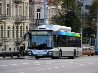 Вильнюс. MAN A21 Lion's City NL273 CNG GND 532