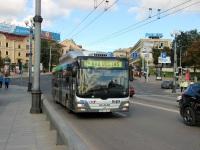 Вильнюс. MAN A21 Lion's City NL273 CNG GND 510